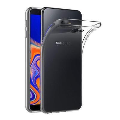 Vitre Protection Film Verre trempé écran Samsung J6 2018 J6 Plus+ Coque Silicone 6