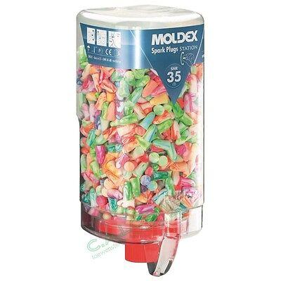 Moldex Gehörschutzstöpsel Spender + Wandhalterung 7825 + 7850 + 7060 Spark Plug