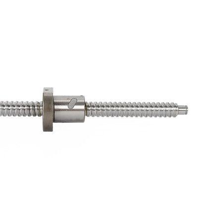 CNC SFU1605 Kugelumlaufspindel Kugelgewindetrieb mit Spindelmutter L550-700mm DE