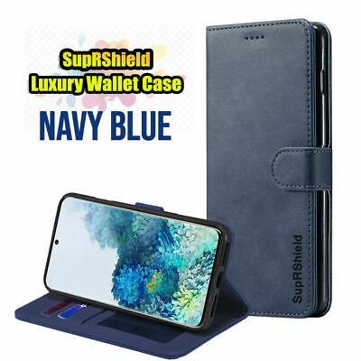 Samsung Galaxy S8 S9 S10 S20 Plus S10E Note 9 10 Wallet Leather Flip Case Cover 10