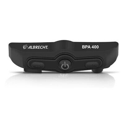 Albrecht BPA 400 Bluetooth Motorrad Headset für Smartphone Zumo & TomTom Rider 5