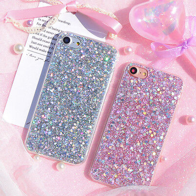 F iPhone 11 Pro Max 8 Plus XS Max XR Girls Love Cute Protective Phone Case Cover 5