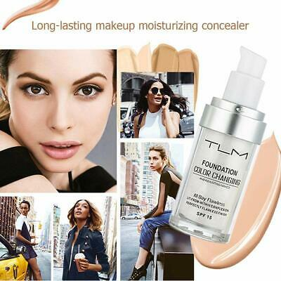 Magic Flawless Color Changing Foundation TLM Makeup Change Skin Tone Concealer 4