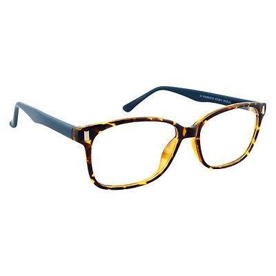 e4a23bf194bd ... Large Rimmed Strong Frame Reading Glasses Designer Retro Mens Womens  Ladies 3