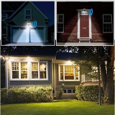 15 LED Solar Leuchte Bewegungsmelder Camping Dome Schirm Wand Schrank Zelt Lampe