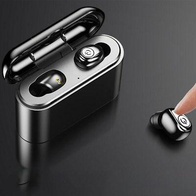 Auriculares Bluetooth 5.0 X8 TWS Inalambricos con caja de carga cascos y mic CPR 7