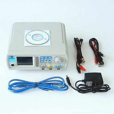 24-40MHz JDS-6600 Dual-channel DDS Function Waveform Signal Generator Counter 10