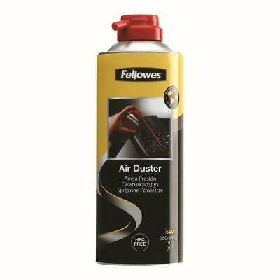 FELLOWES Air Duster Can , PC Keyboard Printer Dust  , Safe Compressed Canister 3
