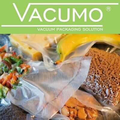 VACUMO S-VAC PREMIUM struktur Vakuumbeutel Rollen Vakuumfolie Vakuumierer