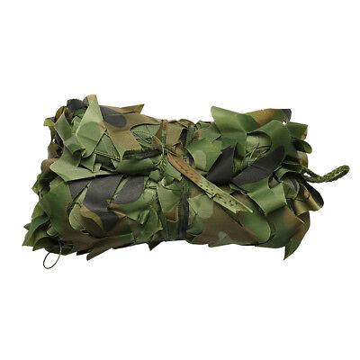 Filet Camouflage Forêt Jungle Camo Net Camping Chasse Cacher Armée Militaire PB 10
