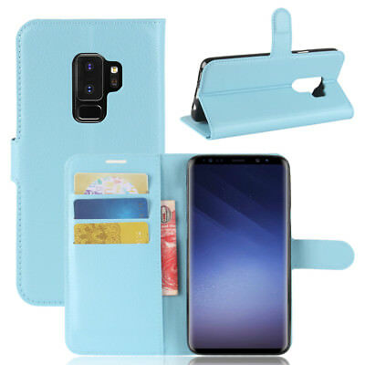 Wallet Leather Cardholder Flip Case Cover For Samsung Galaxy S8 S9 S10 S10E Plus 7