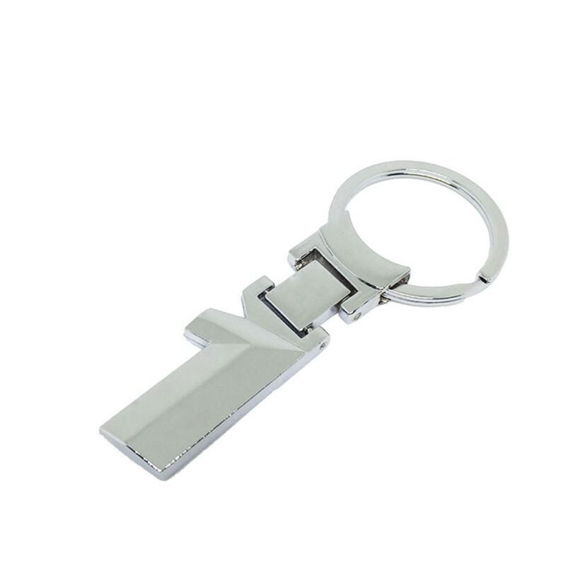 Car Logo Alloy Key Chain keyring Key Holder Ring For BMW 1 3 5 6 7 8 X Series 5