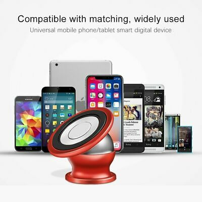 Universal Magnetic in Car Mobile Phone Holder Stand Dashboard Magnet Mount 8