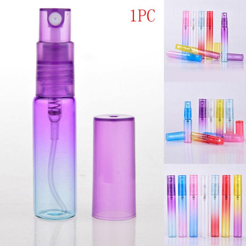 Pro 8ml Glass Portable Sample Bottles Travel Spray Empty Perfume Bottle 2