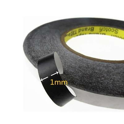 1mm 2mm 3mm black for 3M Sticker Double Sided Tape Adhesive cell phone repair 5