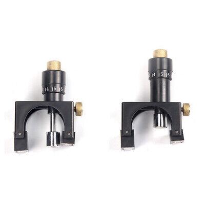 2 Piece Adjustable Planer Blade Calibrators Setting Jig Gauge Woodworking Tools 5