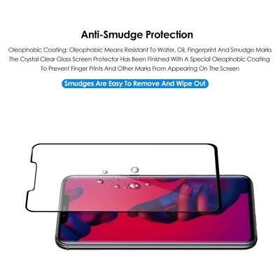 Pellicola Vetro Temperato 5D CURVO Protezione Completa per Huawei Mate 20 - Pro 7