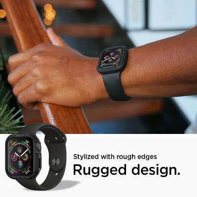 Apple Watch Series 5/4 Case (40mm,44mm) Spigen® [Rugged Armor] Protective Cover 6