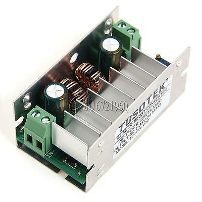 5A DC-DC Auto Boost Buck Step Up//Down Converter Module Voltage Aluminum Case UK