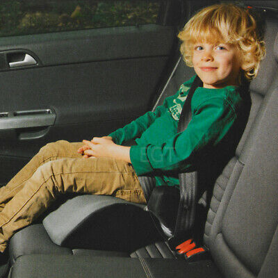 Techno Booster Seats Car Travel Safety Comfort Group 2-3 Holds 15-36kg 5 Colours 2