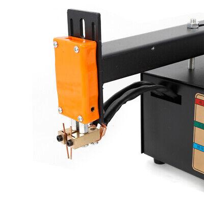 Handheld Battery Pack Spot Welder 3kw Pulse Adjustable Welder Led Light NEW 8