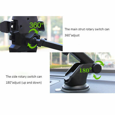 Universal Car Holder Windshield Dash Suction Cup Mount Stand for Cell Phone GPS 4