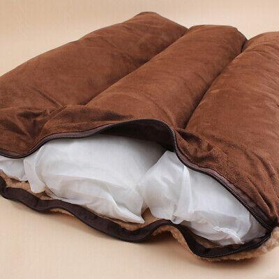 Large Pet Bed Mattress Dog Cushion Pillow Mat Washable Soft Winter Warm Blanket 10