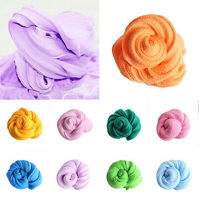 1Bag Super Light Fimo Polymer Soft Clay Block Plasticine Modelling Craft Kid Toy