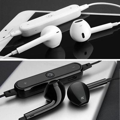 4.2Wireless Bluetooth Earphone Headphone Headset Sports Stereo For All Phones CA 2