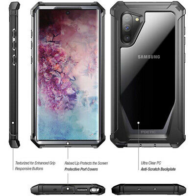 Samsung Galaxy Note 10 / Note 10 Plus Case Poetic® Hybrid Shockproof Cover 2