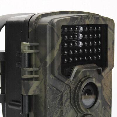 UK 16MP Hunting Trail Camera HD 1080P Wildlife Scouting Cam Night Vision IP65 8