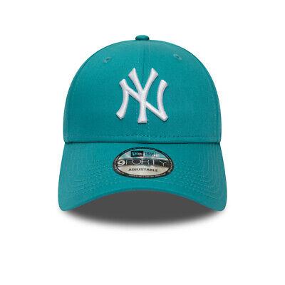 New Era New York Yankees Baseball Cap.9Forty Mlb Cotton League Essential Hat 9S2 2