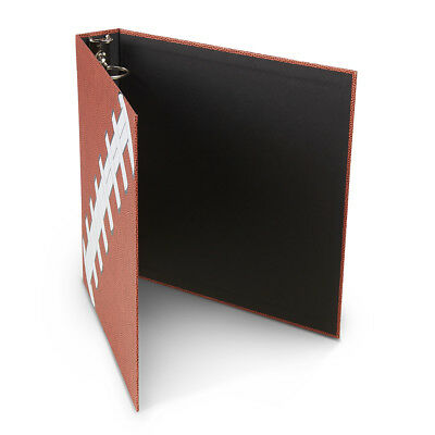Basketball Card Binder Hoopz 3-Ring Binder Textured Basketball Binder