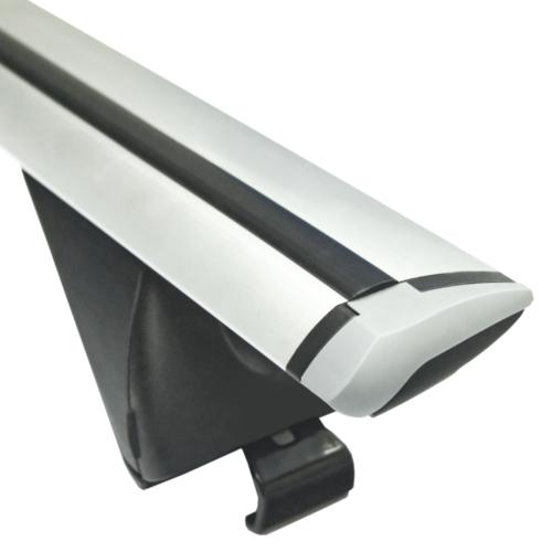 Aluminium Dachträger für Hyundai Santa Fe II CM 06-09 kompl V-IR
