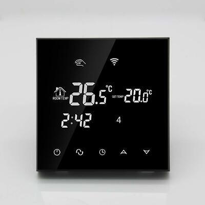 CronoTermostato WIFI regolabile Settimanale Temperatura Caldaia gas Touch Screen 3