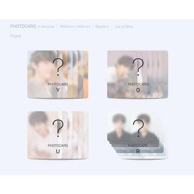 BTS LOVE YOURSELF 轉'Tear' 3rd Album Random Ver. CD+P.Book+M.Book+Photocard