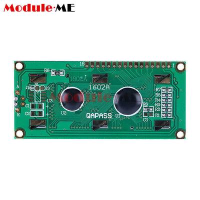 1/2/5/10X 1602 16x2 Character LCD Display Module HD44780 Controller Blue Arduino 3