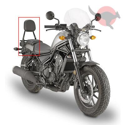 Schienale Passeggero / Portapacchi [Givi] Honda Cmx 500 Rebel (17-18) - Ts1160B 3