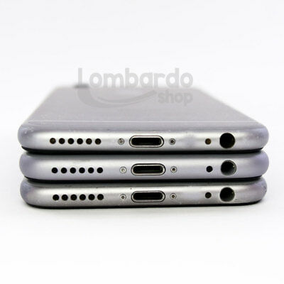 Iphone 6 Ricondizionato 64Gb Grado B Nero Space Grey Originale Apple Rigenerato 6