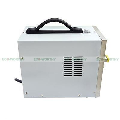 1.9KW 110V 60A LED Dual Pulse Spot Welding Welder Battery Charger +Foot Pedal 5