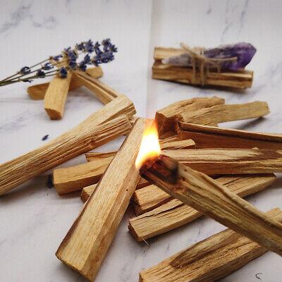 Palo Santo Holy Wood Incense 5 stick (3~4inches long) Meditation,Yoga, Massage 2