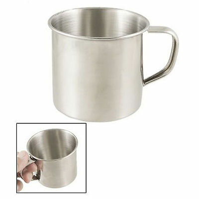 Stainless Steel Coffee Tea Mug Cup-Camping//Travel 3.5/_,t HLPL BN