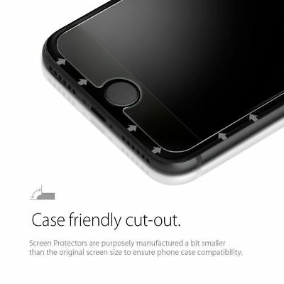 Premium Tempered Glass Screen Protector for Motorola Moto E5 Play (2 Pack) 2