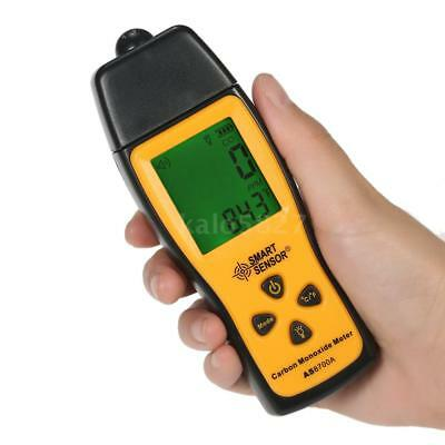 SMART SENSOR Handheld LCD Carbon Monoxide Meter CO Tester Monitor Detector Gauge 11