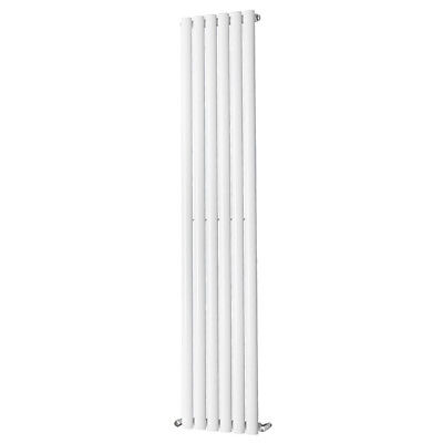 Vertical Tall Upright Designer Radiator Oval Column Central Heating Radiators 5