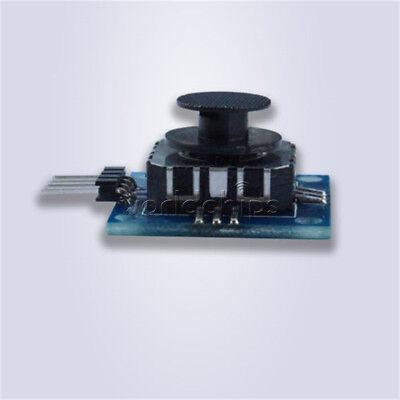 New 3V-5V PSP 2-Axis Analog Thumb GAME Joystick Module For arduino PSP 3
