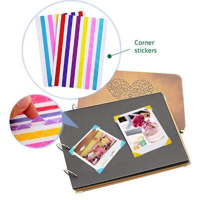 For Fujifilm Instax Mini 8 9 Film Camera Filters + Stickers + Frames + Deco Kits 7
