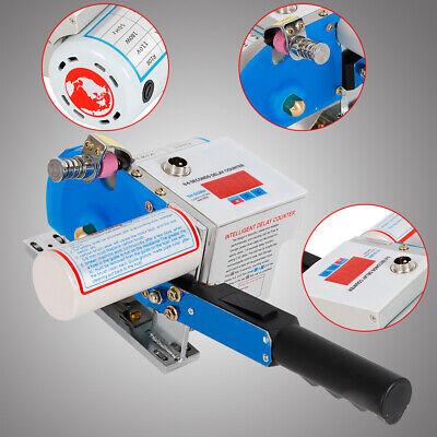 105mm Blades Automatic Fabric Cloth Cutting Machine Self Sharpening Manual End 5