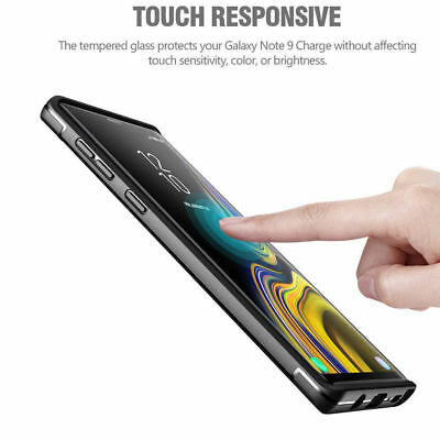 Case Friendly Tempered Glass Screen Protector Samsung Galaxy Note 9 S9 / S8 Plus 7