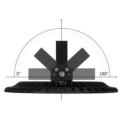 50W 100W 200W500W LED UFO High Bay Light Commercial Warehouse Industrial Factory 3